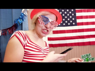 Jenna Foxx, Kat Dior, Natasha Blue, Kinsley Eden (Star Spangled Sluts)[2017, All Sex, Blowjob, Orgy, Lesbian, HD 1080p]
