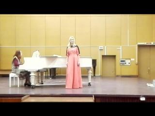 Марина Александрычева- песенка бабы яги