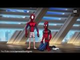 Слухи о Человеке-пауке и Дэдпуле  | Озвучка: InDub | CartoonHooligans