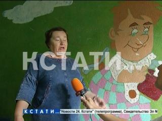 Настенная подъездная живопись - жители сами начали рисовать на стенах подъездов.