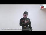 Яна Чечёткина (Арт-энергетика) - Ты же выжил, солдат (+1 - Юлия Началова) 18.05.2017