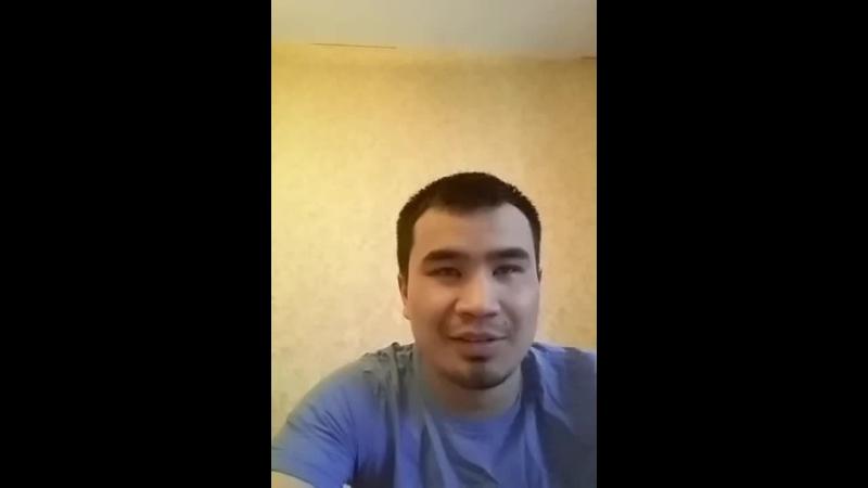 Акторе Берікбай - Live