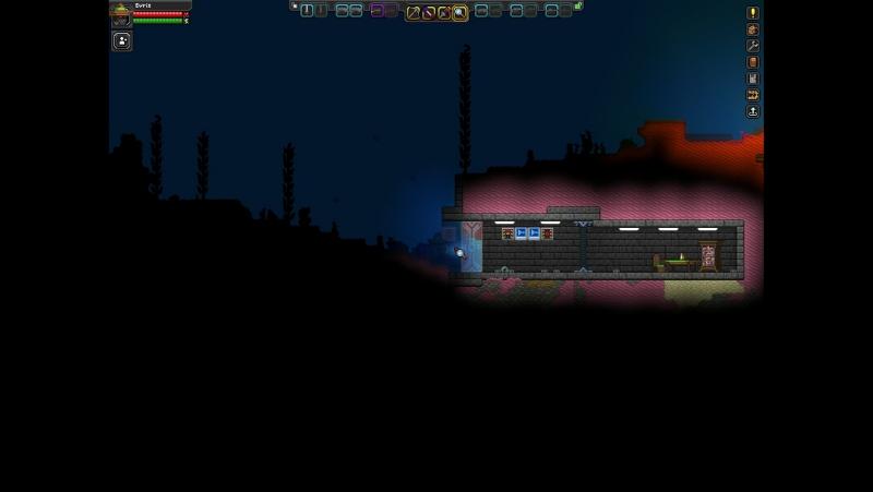Starbound Airlock Demonstration Video
