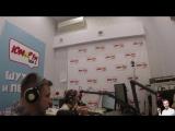 Гость в студии ЮморФМ в Красноярске - блоггер Дмитрий Козачинский г. Кемерово