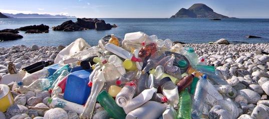 Okyanuslardaki Milyonlarca Ton Atık Plastik Balık Sayısını Geçecek