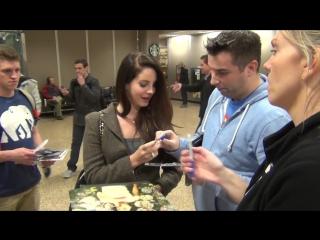 23 января 2015; Лос-Анджелес, США: Лана в аэропорту «LAX» перед вылетом