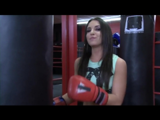 Boxing Girls Workout Female Boxer Fitness UFC Training Muscle Power Motivational HD