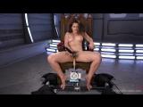 Dani Daniels (Fucked Into Squirting Orgasms) Striptease, Fuck Machine, Masturbation
