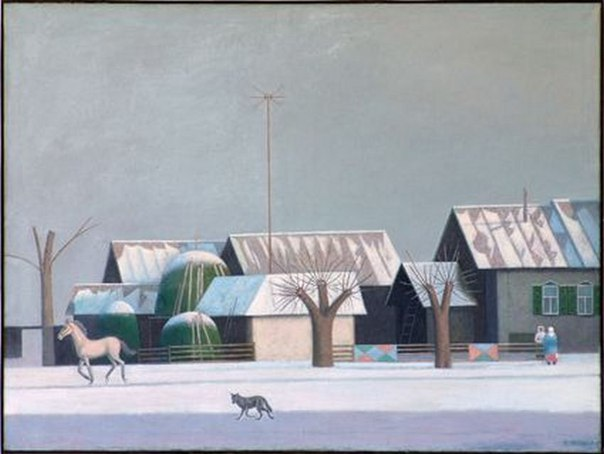 Петр Варфоломеевич ПЕТРОВ (15 апреля1950-2012) - чувашский художник. Я, может, и сейчас не художник. Просто вступил в профессиональный союз. Может, я - графоман, кто знает Главное, чтобы