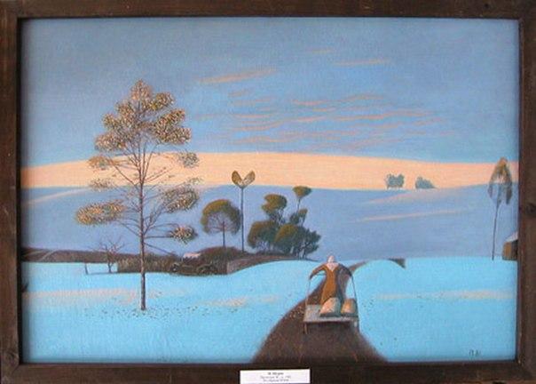 Петр Варфоломеевич ПЕТРОВ (15 апреля1950-2012) - чувашский художник.