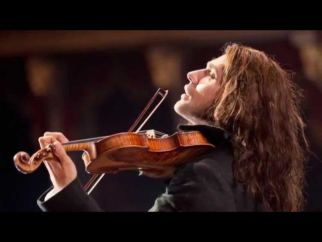 David Garrett - New Video Scenes Erlkönig - Devils Violinist