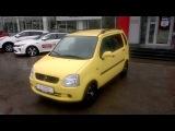 Купить Opel Agila (Опель Агила)  1,2 МТ 2003 г. с пробегом бу в Саратове. Автосалон Элвис Trad...