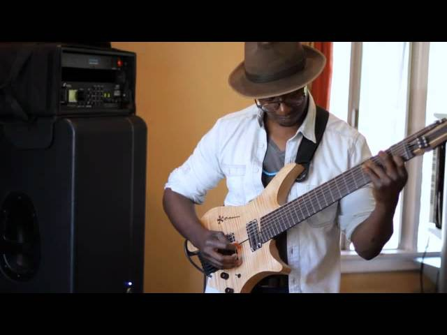 Animals As Leaders / Weightless / Recording Sessions 1