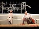 «Чапаев и пустота»: фрагмент спектакля