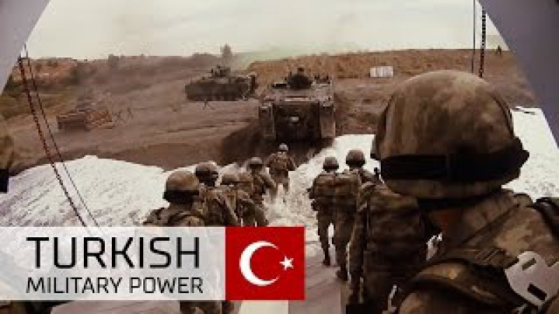Turkish Armed Forces in Heavy Massive Military Drills [Training Video]
