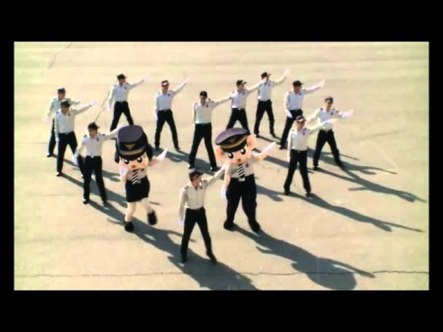 굿매너 평창 응원댄스 웰컴투평창 - 평창 의무경찰