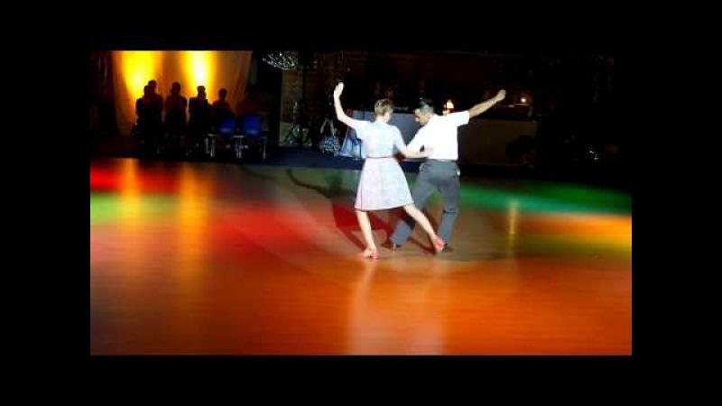 BB DanceCamp 2017 Daria Chupyrkina RUS JB Mino FR Lindy Hop