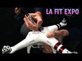 LA Fit Expo  David Laid, Matt Ogus, Chris Lavado