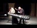 Красивая игра на стеклянных бокалах Чайковский в стекле