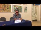Владимир Маркин один на один с журналистами рассказал о своих планах в Волжском