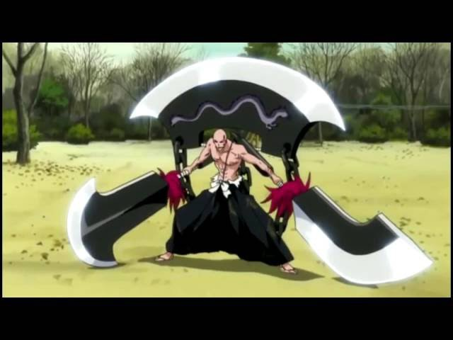 Bleach All Shikai And Bankai