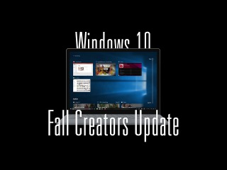Презентация Windows 10 Fall Creators Update (Microsoft Build 2017) за 12 минут