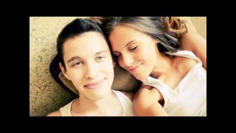 Вот она настоящая любовь подростков, смотреть всем!