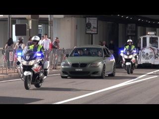 POLICE vs SUPERCARS in Monaco!