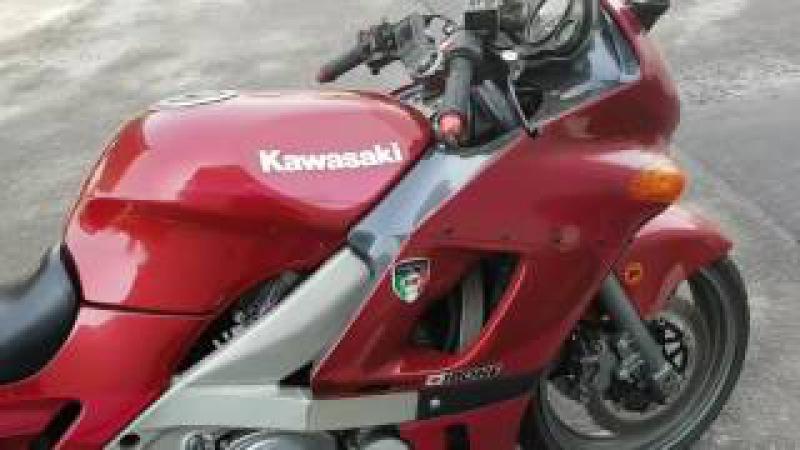 Kawasaki ZZR 400 стук цокот в двигателе решение