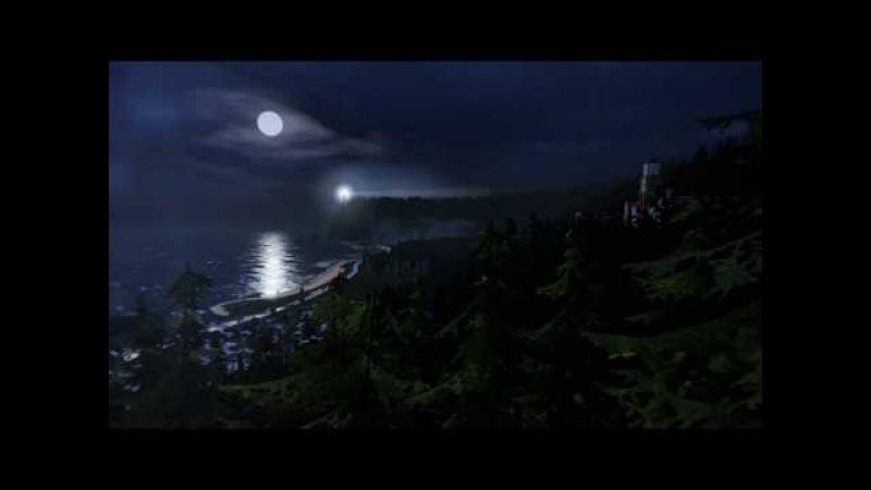 A Moment of Calm - Arcadia Bay at Night