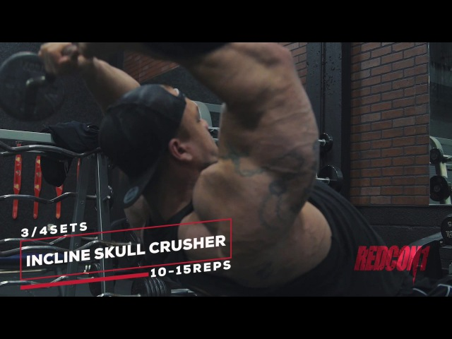 Road To The 2017 Arnold Classic - Dallas McCarver - Ep.7 100lb DUMBBELL CURLS