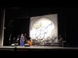 Выступление на V Международном детском фестивале Играем джаз.
