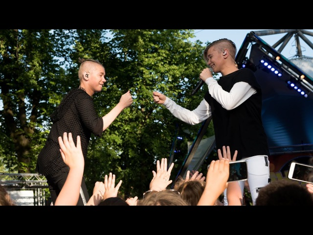 Marcus Martinus – BAE (Live @ Kids Top 20 Muziekfeest op het Plein)
