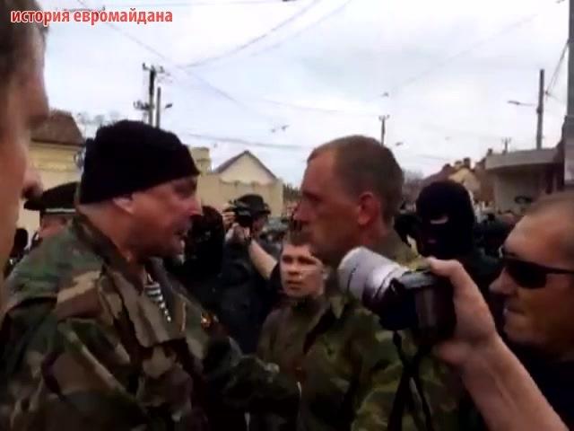 10 апреля 2014 16 08 Одесса Антимайдан против Евромайдана