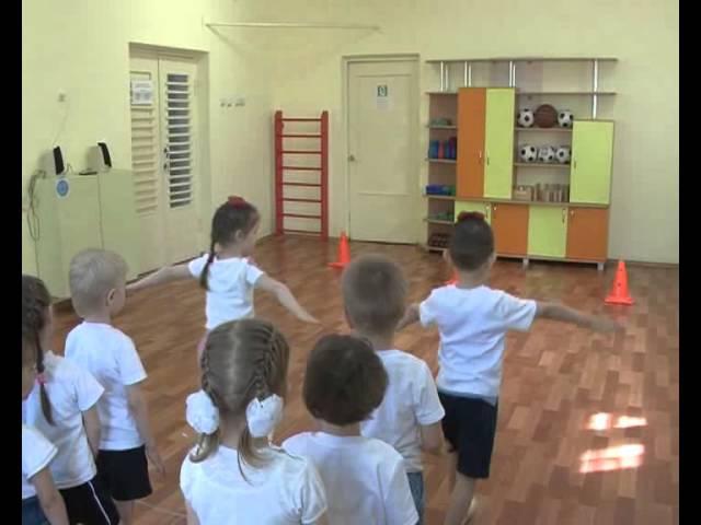 Единственный в городе мужчина-воспитатель работает в Детском саду №45