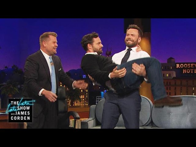 The Tom Cruise Workout Experience w/ Jake Johnson Joel McHale