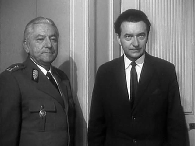 Где третий король 1967 Польша детектив