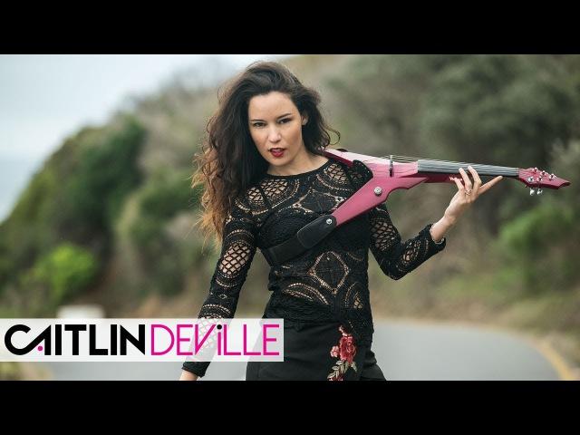 Wild Thoughts (DJ Khaled, Rihanna, Bryson Tiller) - Electric Violin Cover   Caitlin De Ville