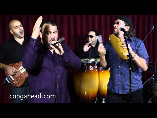 Gonzalo Grau and La Clavé Secreta performs Sabor, Swing, y Sahoco