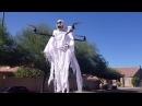 Quadrocopter – Ghost / Квадрокоптер – привидение с моторчиком