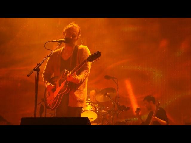 Radiohead - Present Tense – Live in Berkeley 2017