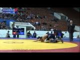 ЧР по греко-римской борьбе-2013 Лабазанов - Белхороев