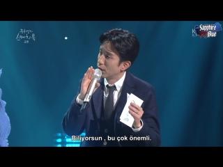 [161113] You Hee-yeol's Sketchbook - Ep. 341 (Kyuhyun) [Türkçe Alt Yazılı]