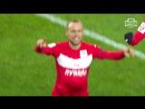 Футбол. РФПЛ. 10-й тур. Спартак-Ростов Гол Денис Глушаков