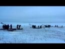 Артиллерия ДНР бьет по позициям АТО / Militias artillery firing