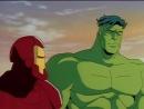Железный Человек — 2 сезон, 11 серия. Битва с Халком