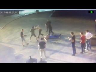 Чемпион мира по пауэрлифтингу Драчев убит в ходе уличной драки Рифмы и Панчи