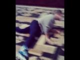 #хах#то чувство когда ты не умеешь кататься на роликах #и просто тупо падаешь