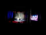 Концерт до 27 рчниц вд дня виведення ОК Радянських вйськ з Афганстану. Палац ЦГЗК.Мсце Крвиий Рг .12 лютого 2016 рк