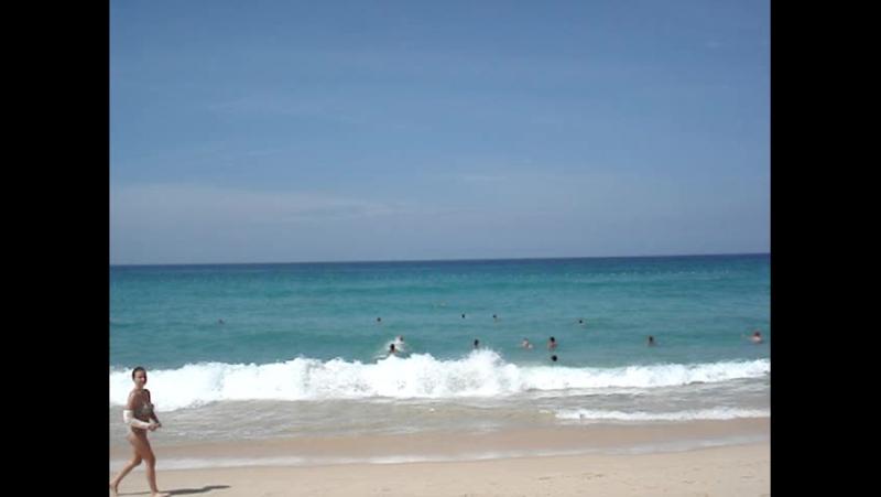 пляж Ката-Ной, остров Пхукет,Таиланд